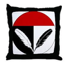 Chronicler Throw Pillow