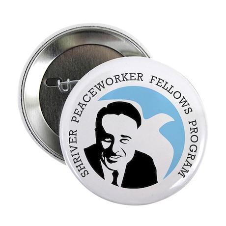 Shriver Peaceworker Program Button