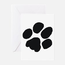 Pawprint Greeting Cards (Pk of 10)