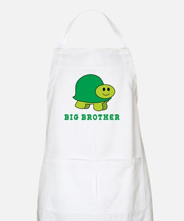Cute Big Brother BBQ Apron