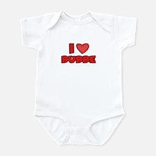 I heart Bubbe Infant Bodysuit