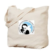 Shriver Peaceworker Tote Bag