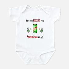 Statistician Infant Bodysuit