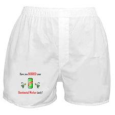 Sheetmetal Worker Boxer Shorts