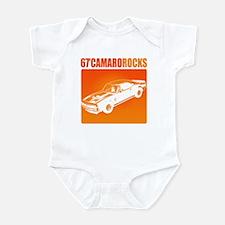 67 Camaro Rocks! Infant Bodysuit