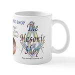 The Masonic Shop Logo Mug