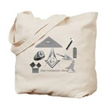The Masonic Shop Logo Tote Bag