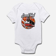 Roosevelt Island Tram Logo Infant Bodysuit