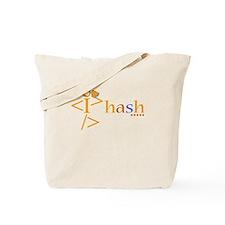 I hash Tote Bag
