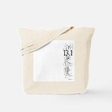 13.1 Grunge Tote Bag