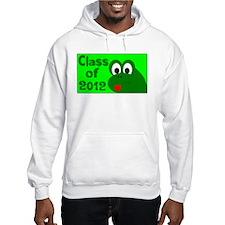 Class of 2012 frog Hoodie