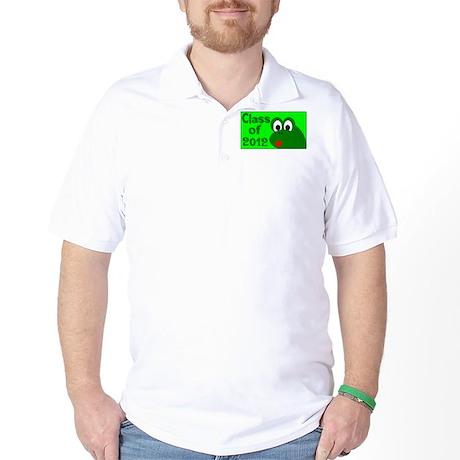 Class of 2012 frog Golf Shirt