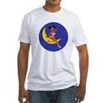 Miss Goodnight Fitted T-Shirt
