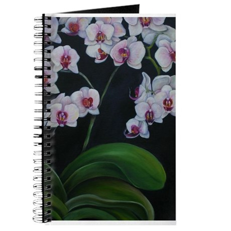 White Orchid Journal
