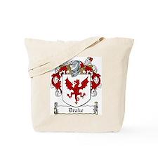 Drake Family Crest Tote Bag