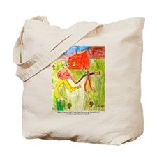 Dylan Howard Tote Bag
