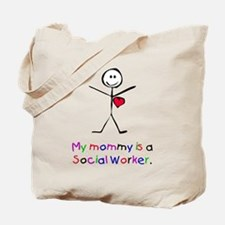 My Mommy is a SW Tote Bag