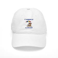 Groundhog day Baseball Cap