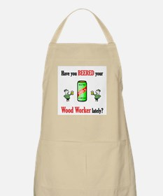 Wood Worker BBQ Apron
