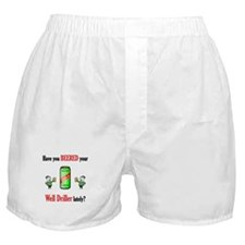Well Driller Boxer Shorts