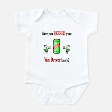 Van Driver Infant Bodysuit
