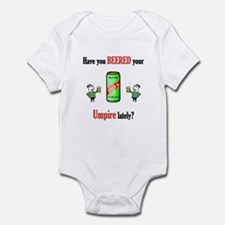 Umpire Infant Bodysuit