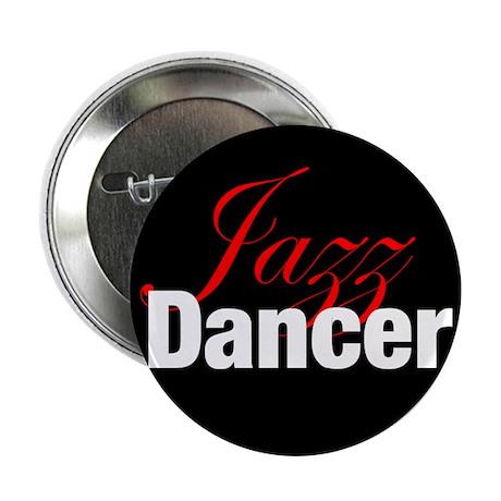 """Jazz Dancer 2.25"""" Button (100 pack)"""