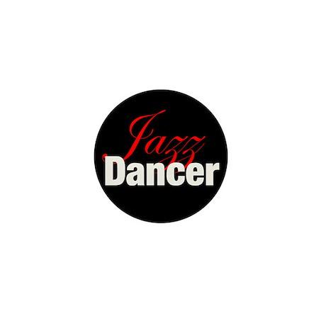 Jazz Dancer Mini Button