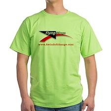 Flying Wings Kites T-Shirt
