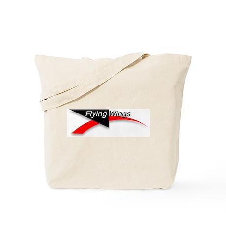 Flying Wings Kites Tote Bag