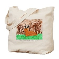 Alma Hernandez Tote Bag