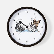 Pet Sitting Wall Clock