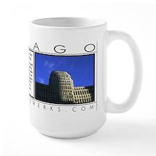 merchandise mart photo mug Mugs