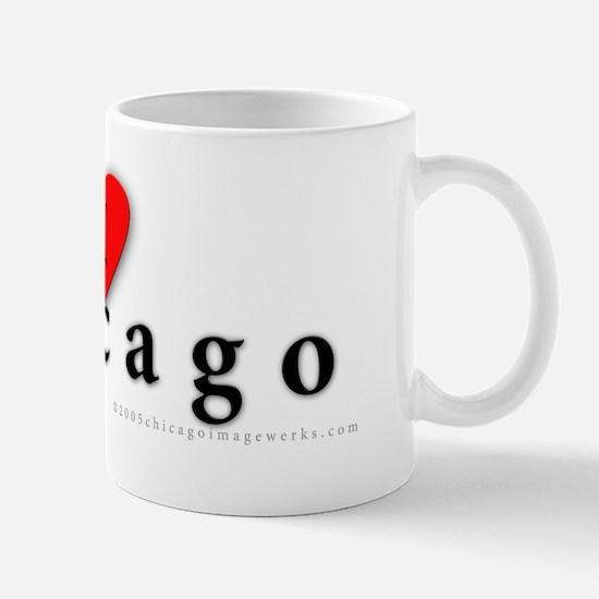 I Love Chicago 11oz Mug