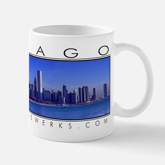 Chicaog Skyline Mug