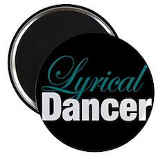 """Lyrical Dancer 2.25"""" Magnet (10 pack)"""