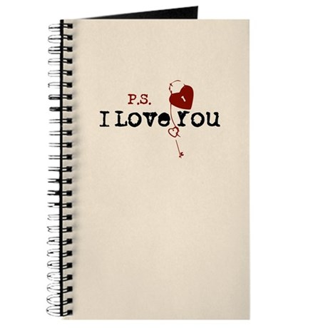 PS I Love You Journal