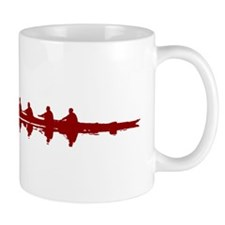 RED CREW Small Mug