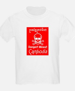 Cambodian Mines T-Shirt