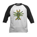 Fun Bug Kids Baseball Jersey