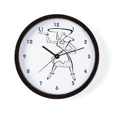Homemaker Wall Clock