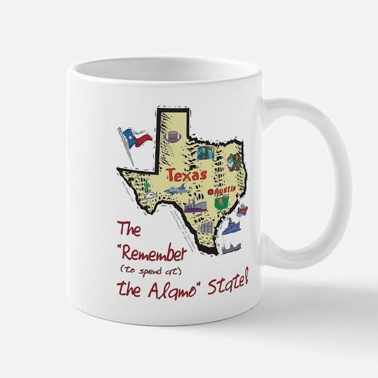 TX-Alamo! Mug