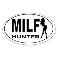 MILF Hunter Bumper Stickers