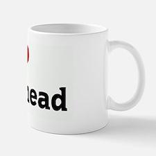 I Love giving head Mug