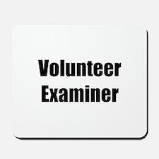 Volunteer Examiner Mousepad