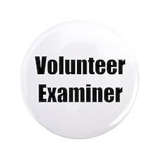 "Volunteer Examiner 3.5"" Button"