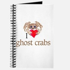 I heart ghost crabs Journal