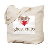 Crab beach bags Canvas Bags