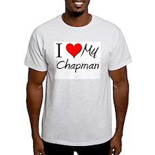 I Heart My Chapman T-Shirt