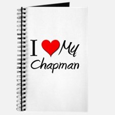 I Heart My Chapman Journal